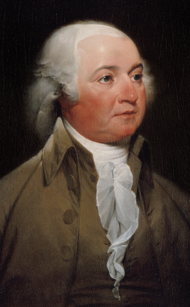 Portrait of John Adams