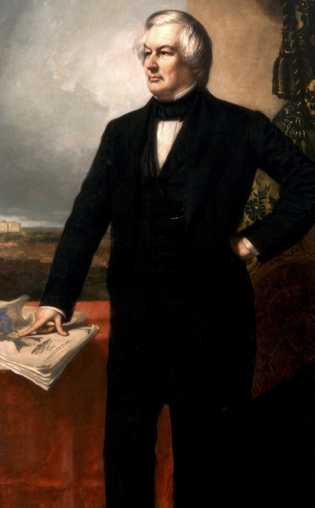 Portrait of Millard Fillmore