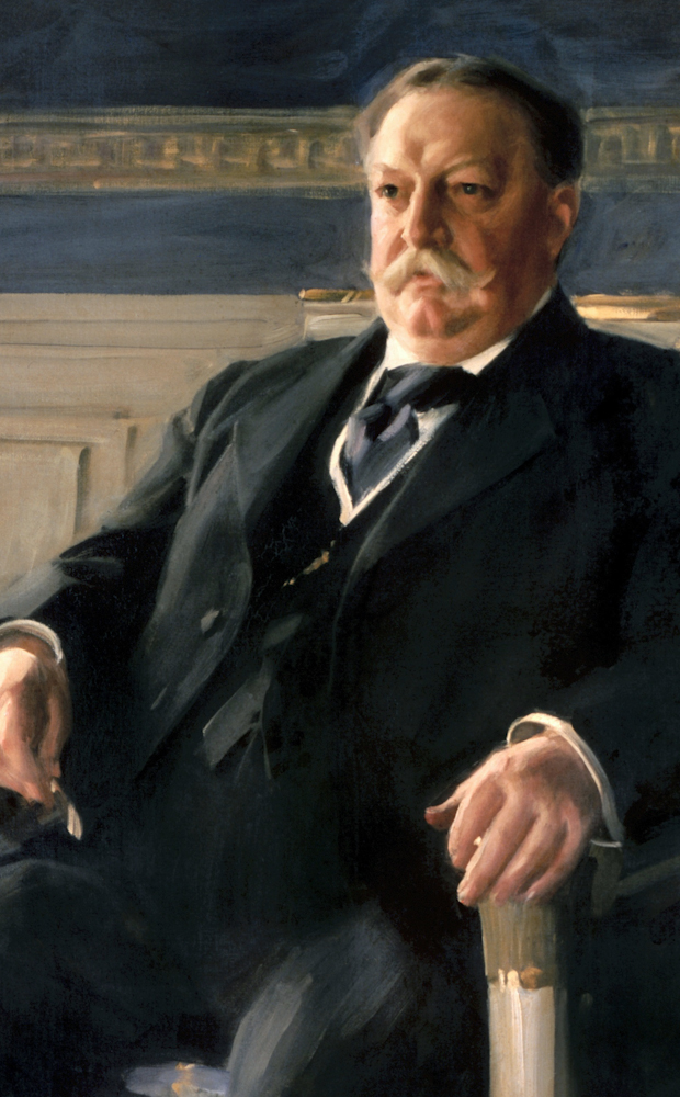 Portrait of William Taft