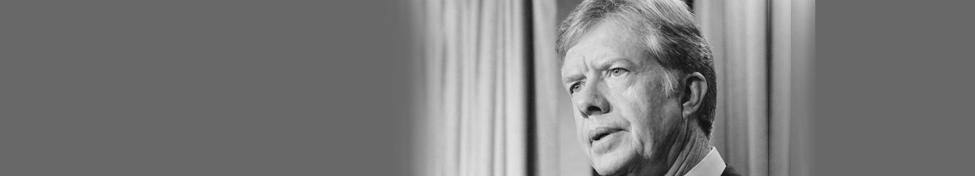 Portrait of Jimmy Carter